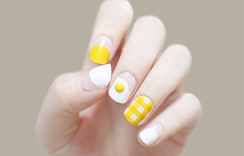 이니스프리-매직프레스-57호 노란맛 후라이