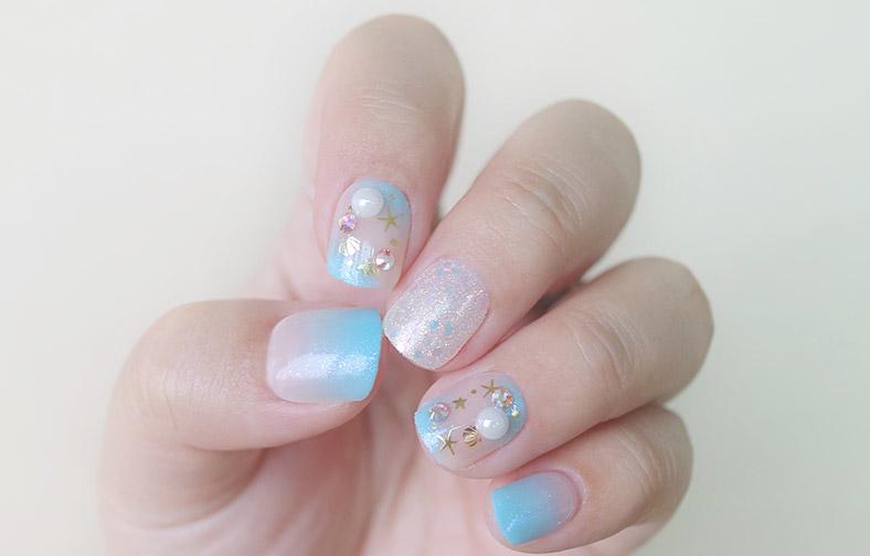 이니스프리-매직프레스-83호 반짝이는 바다별