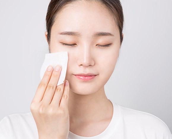 이니스프리-뷰티툴 화장품을 반만 쓰는 1/2 화장솜
