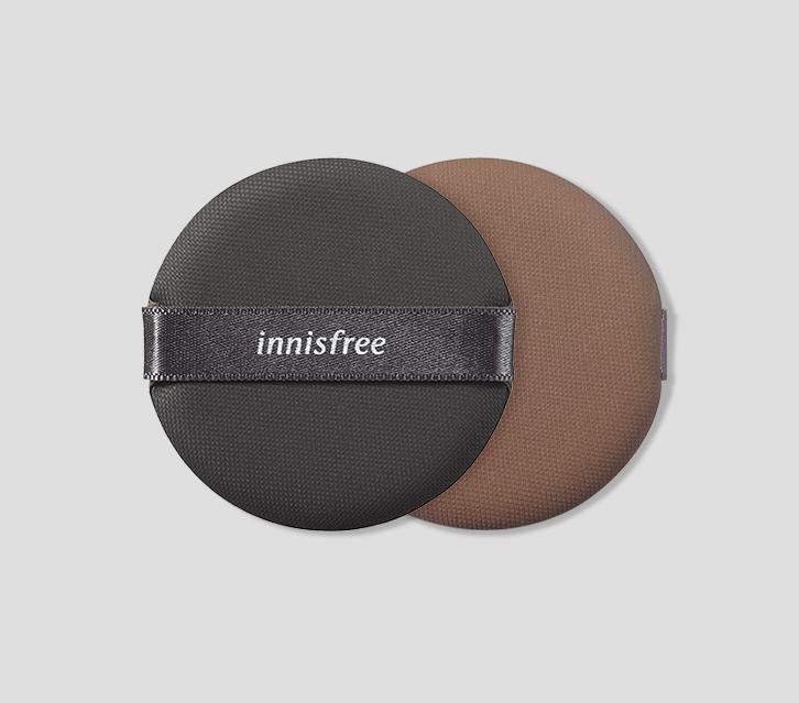이니스프리-에어 매직 퍼프 [밀착] 내장겸용-피부 밀착력을 높여주어 매끈한 피부를 연출해주는 쫀득 밀착 퍼프
