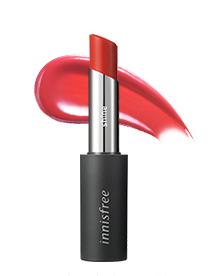 이니스프리-리얼핏 샤인 립스틱-#1 라떼 코랄