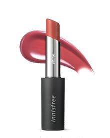 이니스프리-리얼핏 샤인 립스틱-#10 밍크 브라운