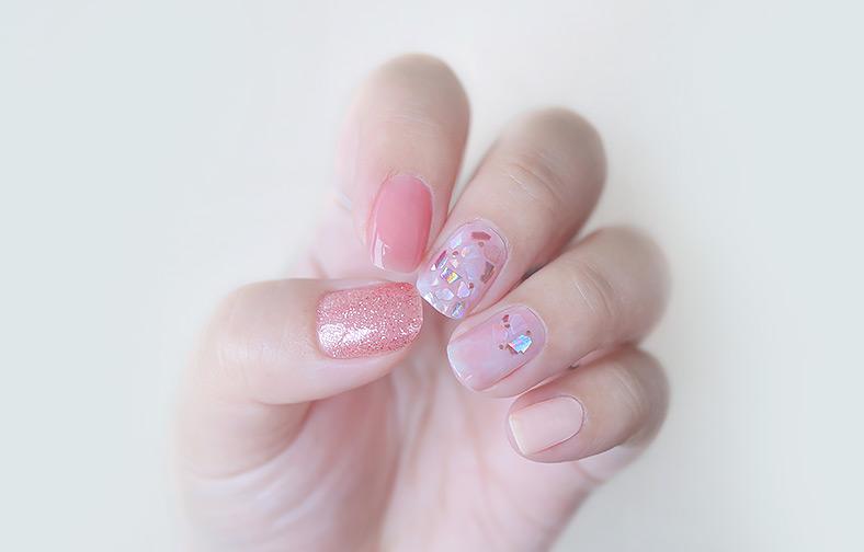 이니스프리-글로스 젤스트립 (2세대)-20호 크런치 핑크