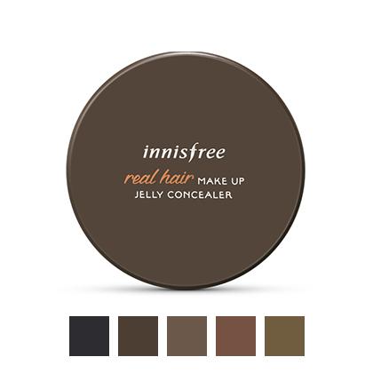 이니스프리-real hair MAKE UP-젤리 컨실러