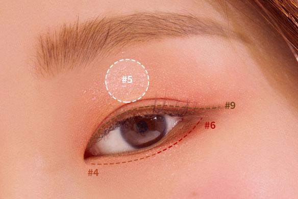 이니스프리-제주 컬러 피커 벚꽃 에디션-EYE
