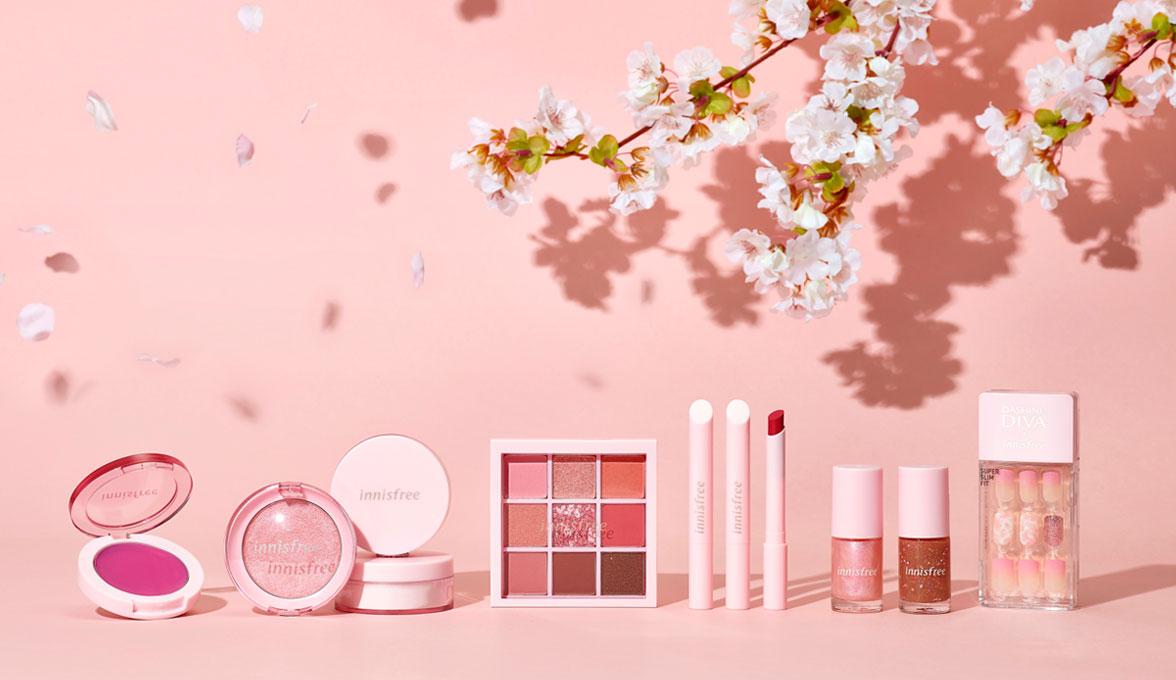 이니스프리-제주 컬러 피커-2020 왕벚꽃
