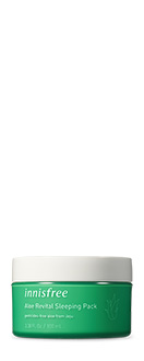 이니스프리-알로에 리바이탈 라인-슬리핑팩 100ml