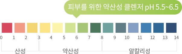 이니스프리-애플 씨드 버블 클렌저-피부를 위한 약산성 클렌저 pH 5.5 ~ 6.5