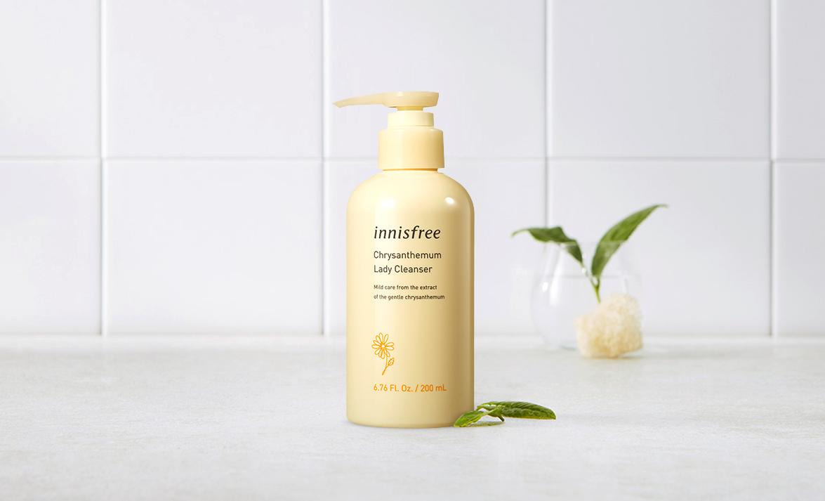 이니스프리-국화 여성 청결제