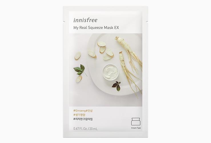 이니스프리 - 마이 리얼 스퀴즈 마스크 EX 20mL