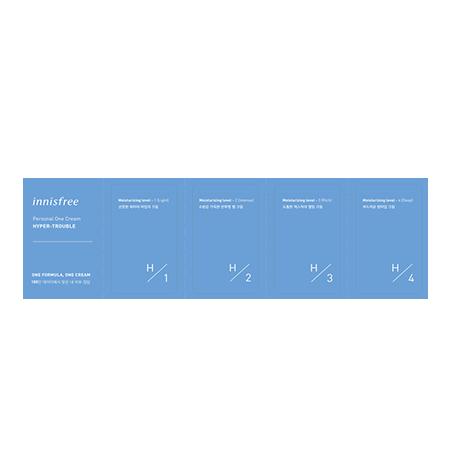 퍼스널 원크림 민감트러블 파우치 (2ml*4)