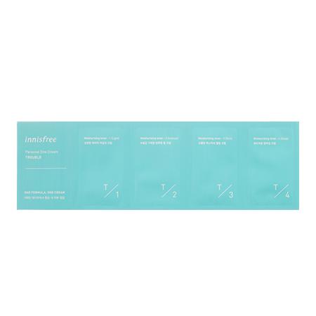퍼스널 원크림 트러블 파우치 (2ml*4)