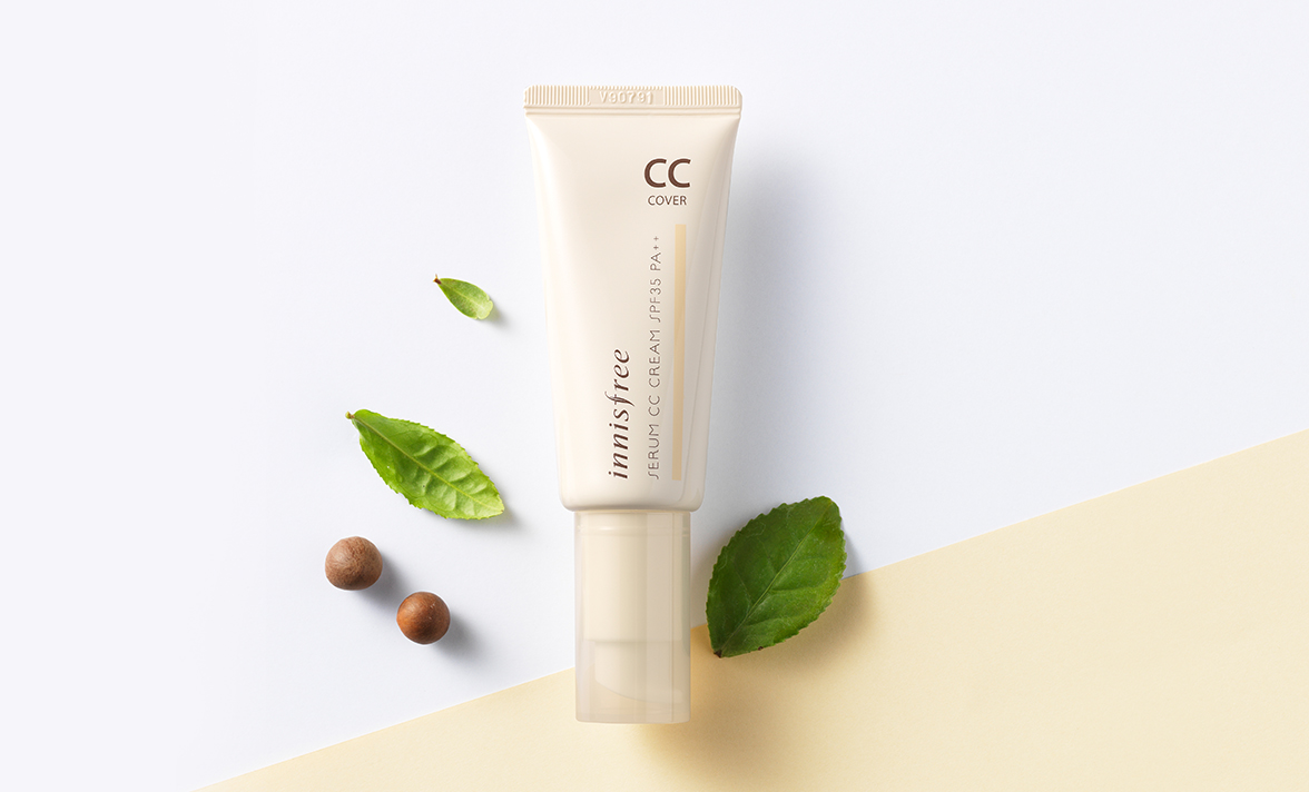 Innisfree - Serum CC cream cover