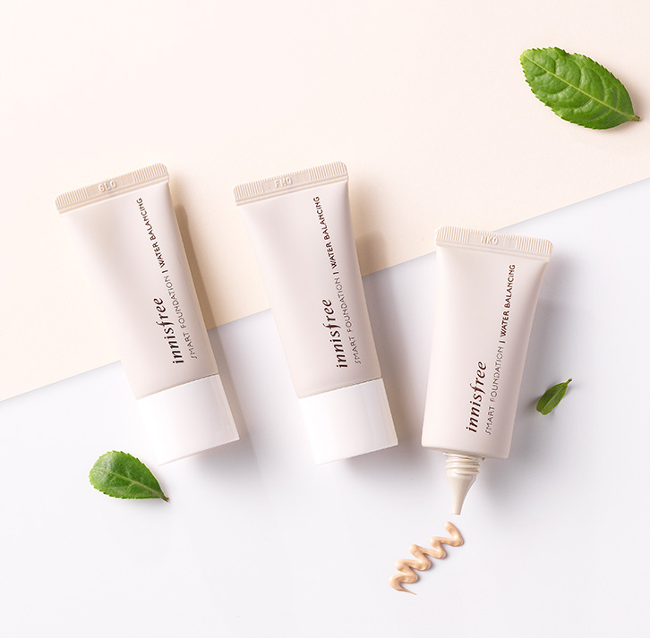 Innisfree - Smart Foundation - Water Balancing