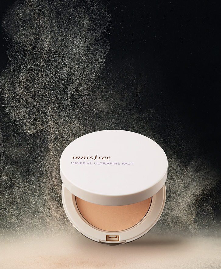 Innisfree - Mineral ultrafine pact