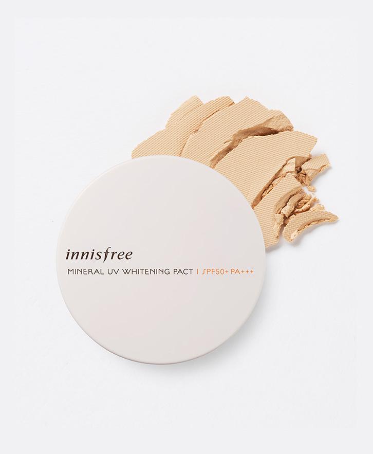 Innisfree - Mineral UV whitening pact