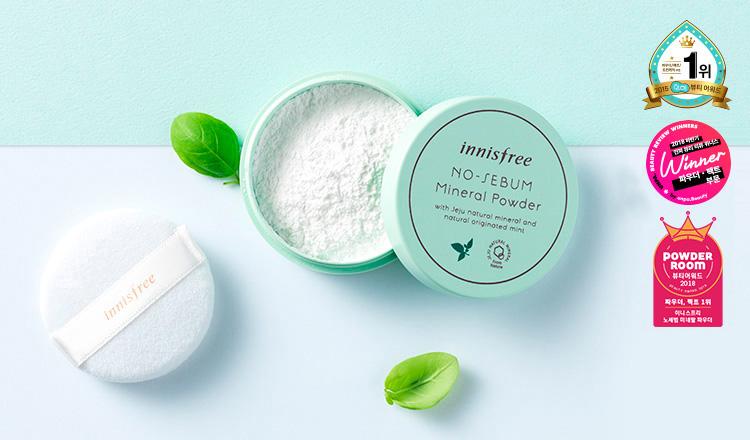 Innisfree No Sebum Mineral Powder Korendy Global