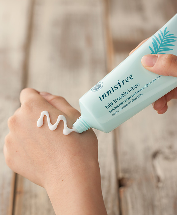 Innisfree - Bija trouble lotion