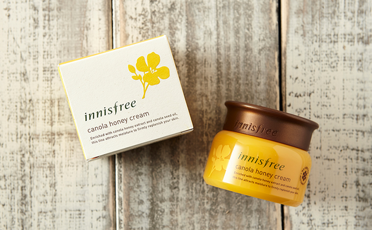 Innisfree - Canola honey cream