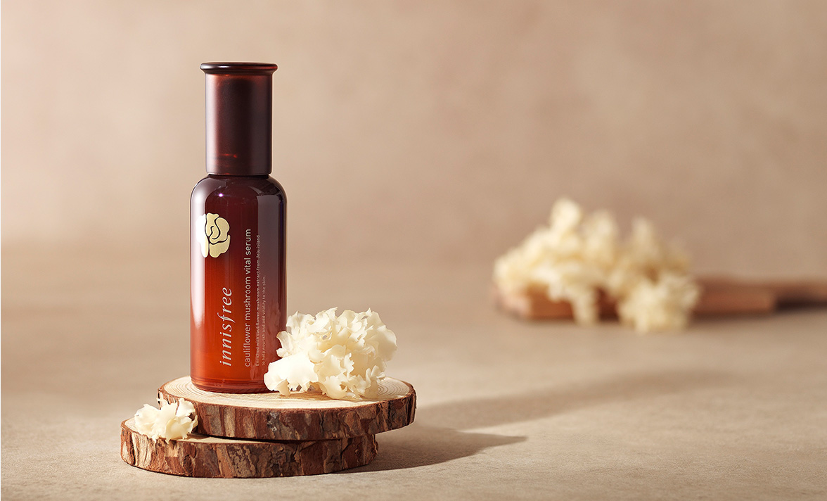 Innisfree - Cauliflower Mushroom Vital Serum