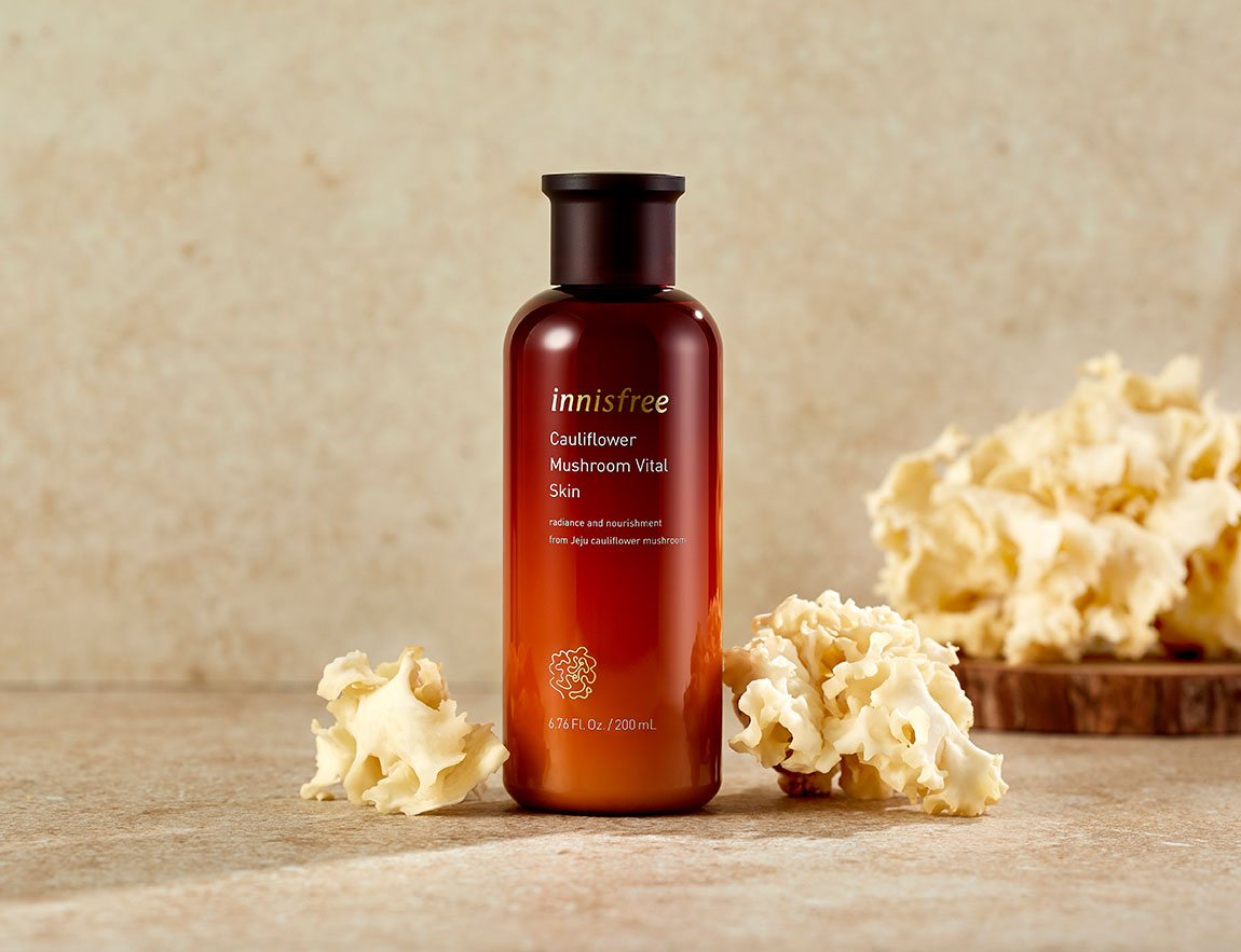 Innisfree - Cauliflower Mushroom Vital Skin