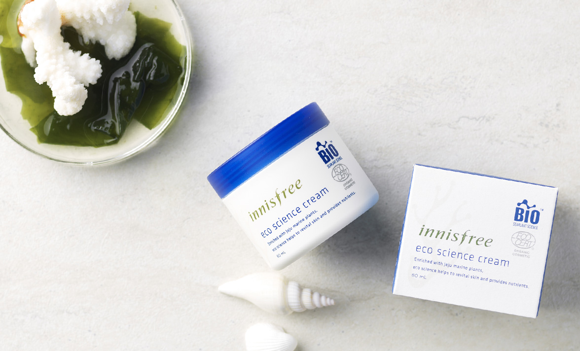Innisfree - Eco science cream