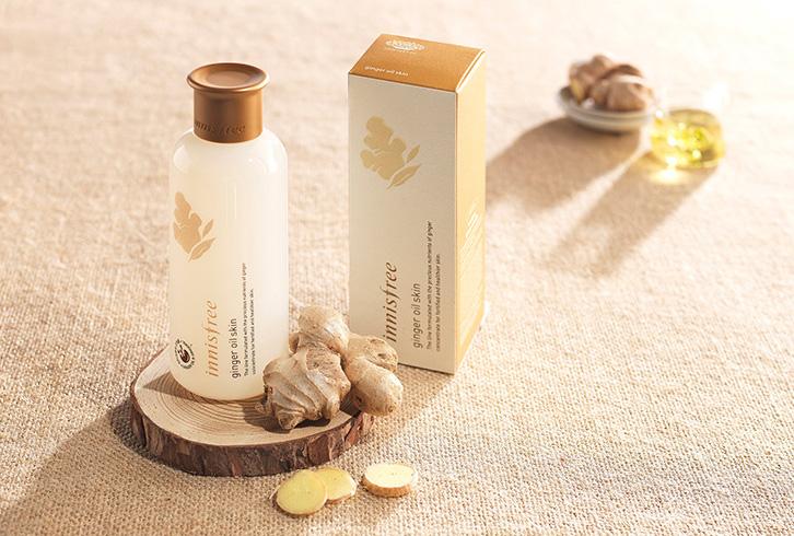 Innisfree - Ginger Oil Skin