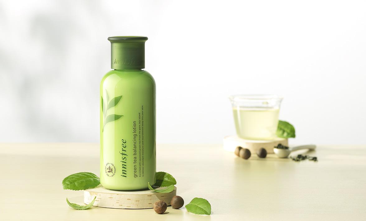 Innisfree - The Green Tea Balancing Lotion