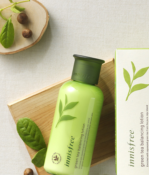 Innisfree - The Green Tea Balancing Lotion