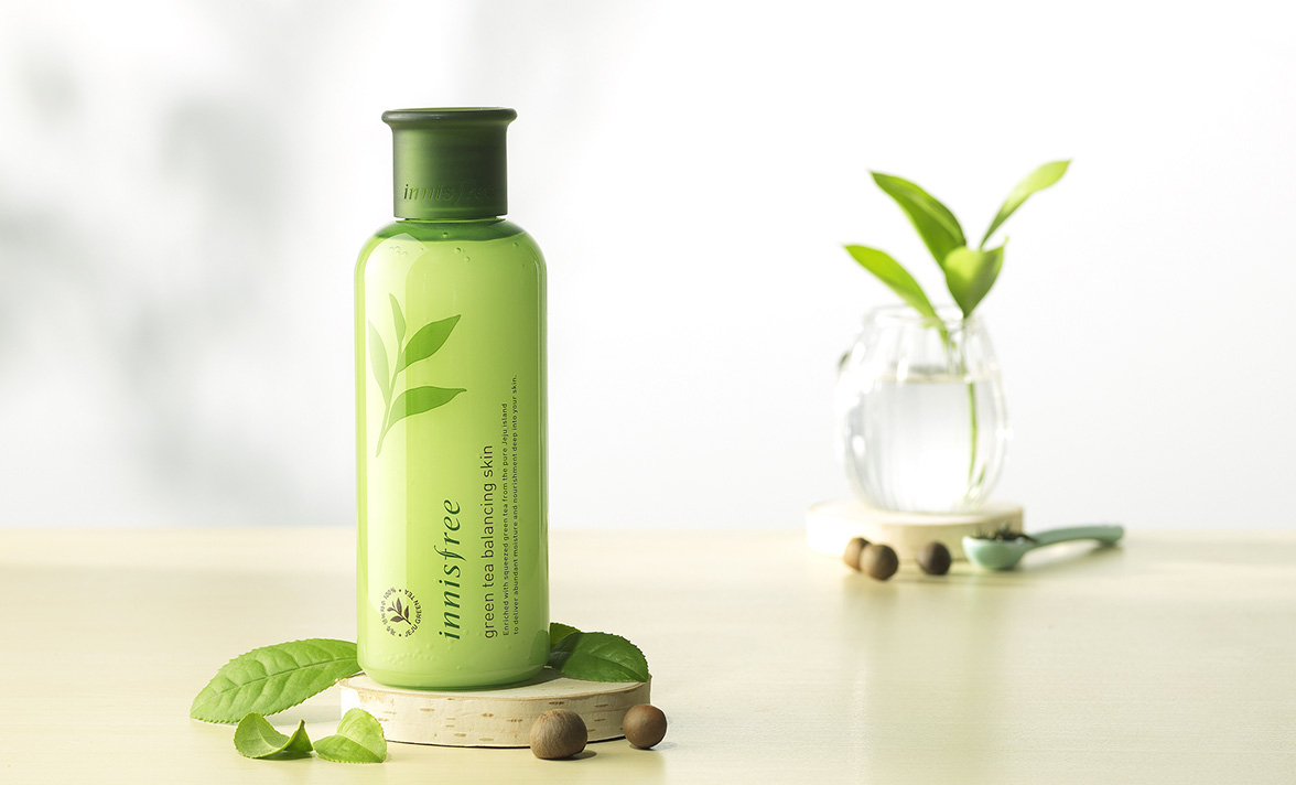 Innisfree - The Green Tea Balancing Skin