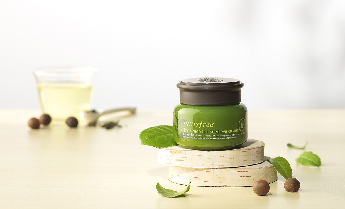 Innisfree - The green tea seed eye cream
