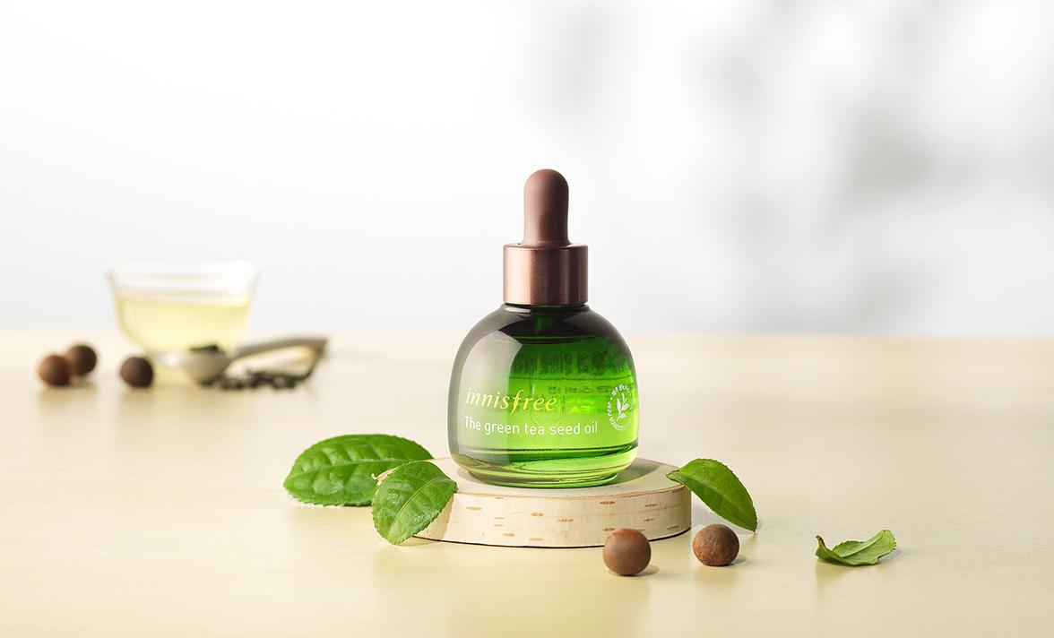 Innisfree - The green tea seed oil