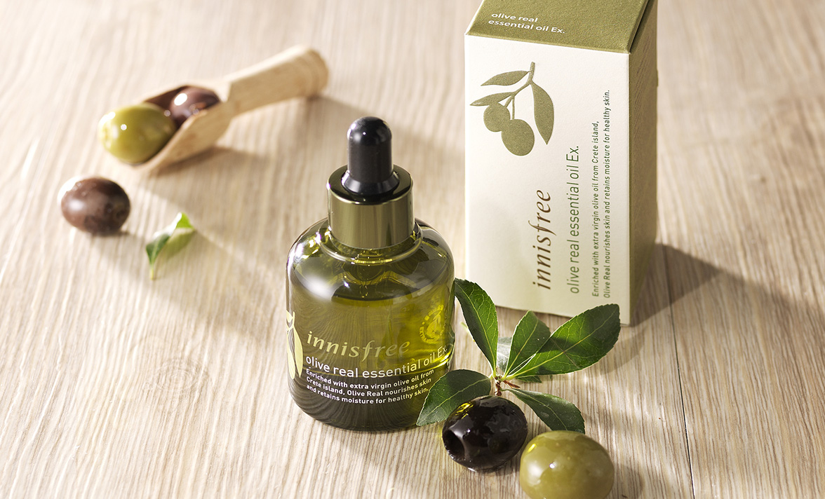 Innisfree - Olive real essential oil Ex