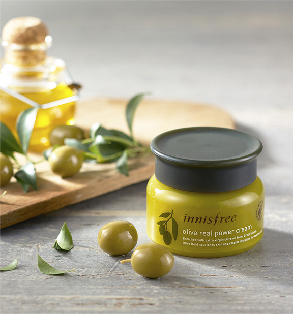 Innisfree - Olive real power cream