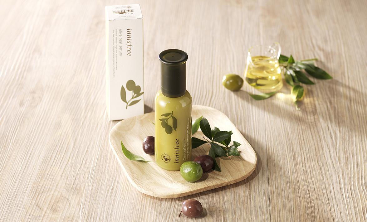 Innisfree - Olive real serum