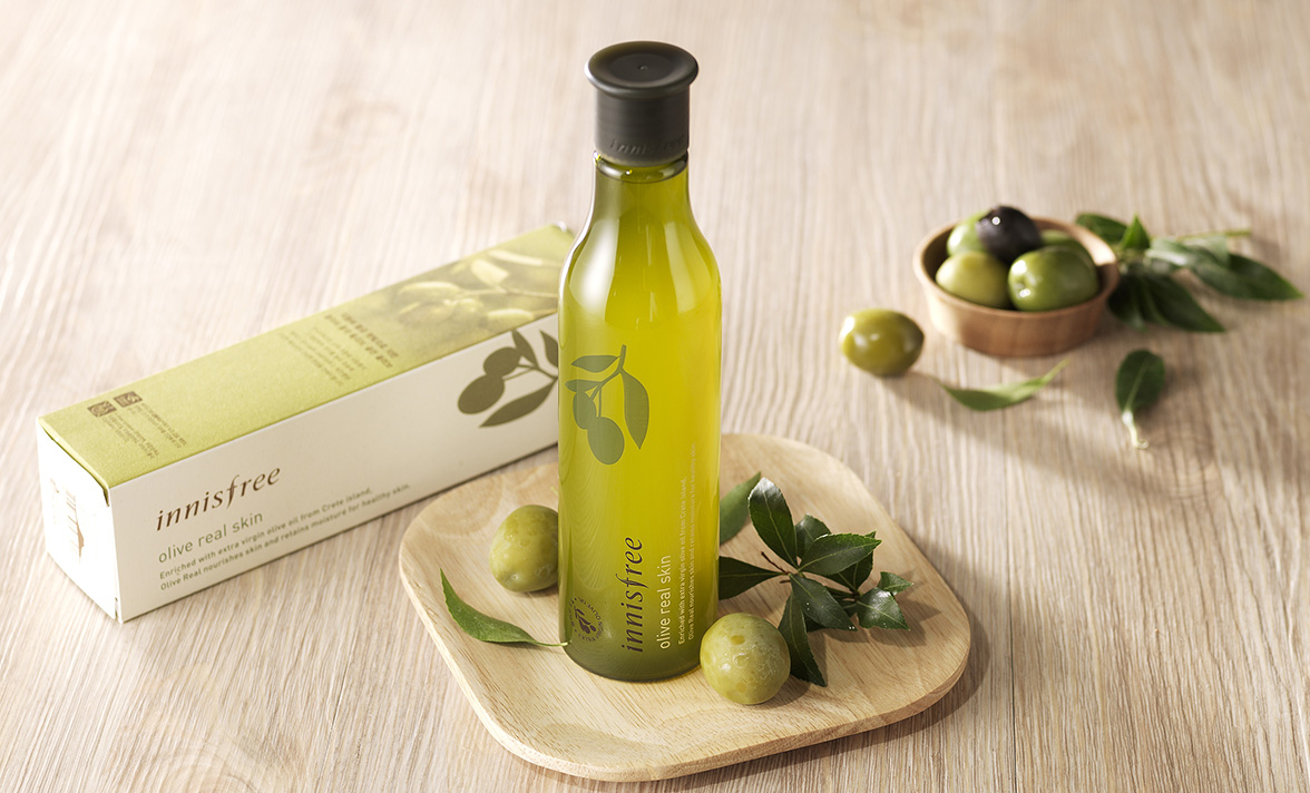 Innisfree - Olive real skin