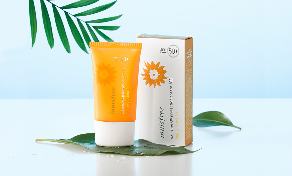 Innisfree - Extreme UV Protection Cream 100 High Protection