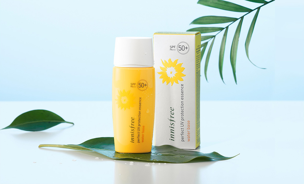 Innisfree - Perfect UV Protection Essence Water Base
