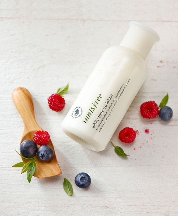 Innisfree - White tone up lotion
