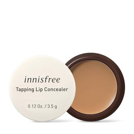이니스프리 톡톡 립 컨실러 3.5g - 입술전용, 고밀착, 촉촉한, 립베이스, 립컨실러