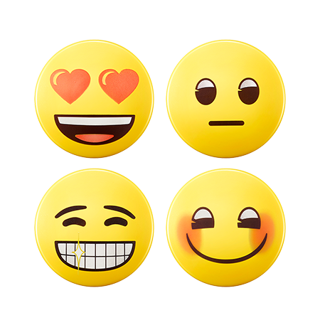 노세범 x emoji 미네랄 파우더