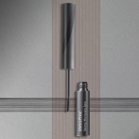 이니스프리 스키니 꼼꼼카라 Zero [워터프루프] 3.5g - 번짐제로, 처짐제로, 뭉침제로, 워터프루프, 깔끔래쉬