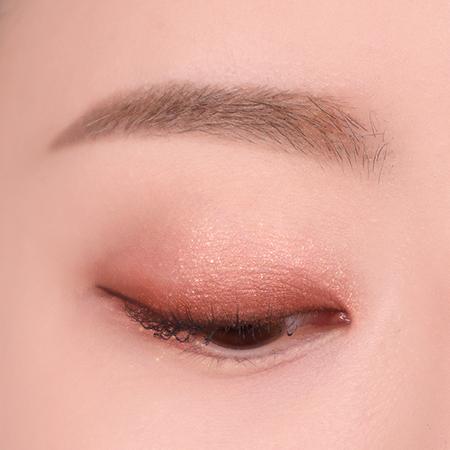 마이 아이섀도우 [투톤] 02 반짝이는 핑크 뮬리