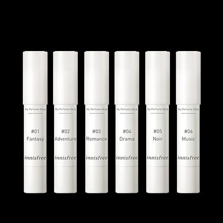 이니스프리 마이 퍼퓸 스틱 2.3g - 레이어링향수, 스틱향수, 스틱퍼퓸, 고체향수, 공병수거