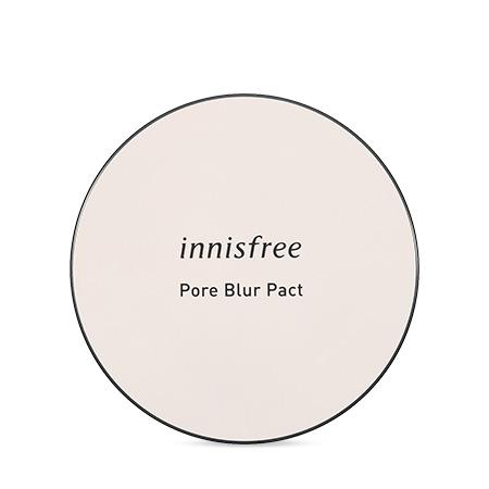 이니스프리 포어 블러 팩트 12.5g - 모공순삭팩트, 소공녀팩트, 포어블러, 수정화장팩트, 핫썸머필수템