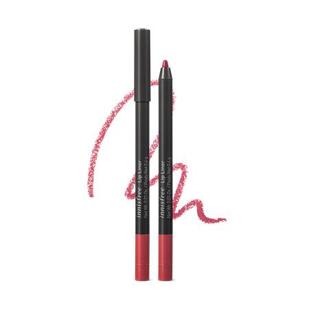 이니스프리 립 라이너 0.4g - 립라이너, 자연스러운_립라인_드로잉
