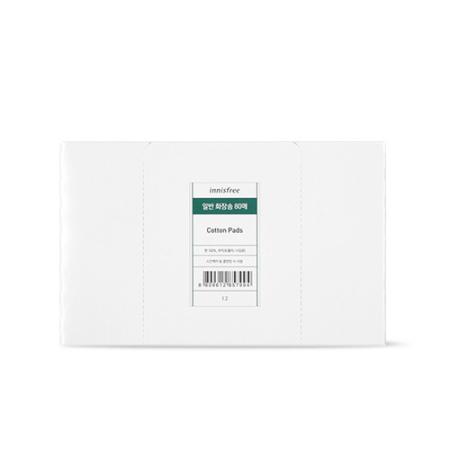 이니스프리 일반 화장솜 80매 - 기본, 일반, 화장솜, 100%코튼, 순면화장솜