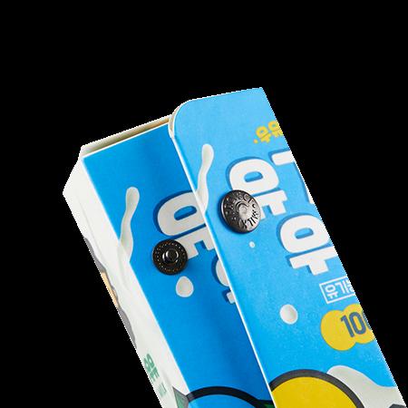 이니스프리 밀키프로젝트 - 밀키바통 - 밀키프로젝트, 진짜우유팩, 일상에코, 100%핸드메이드