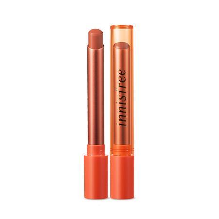 이니스프리 스머지 블러 립스틱 0.95g - 오렌지무디립, 오버립메이커, 오버립, 블러립, 숨은입술찾기