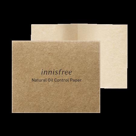 이니스프리 천연 마 기름종이 50매 - 기름종이, 유분제거, 천연기름종이, 지성피부필수템, 마기름종이
